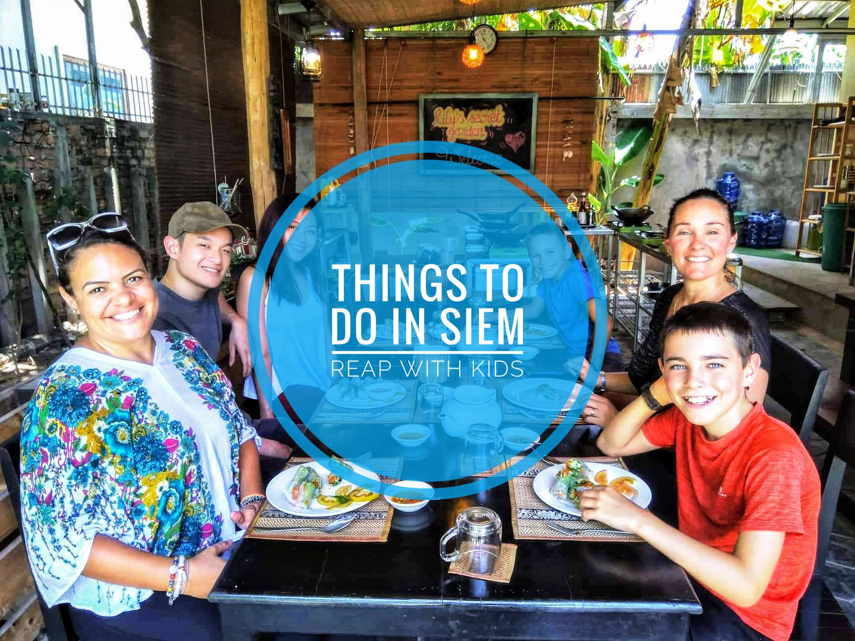 Things to do in Siem Reap (aside from Angkor wat)
