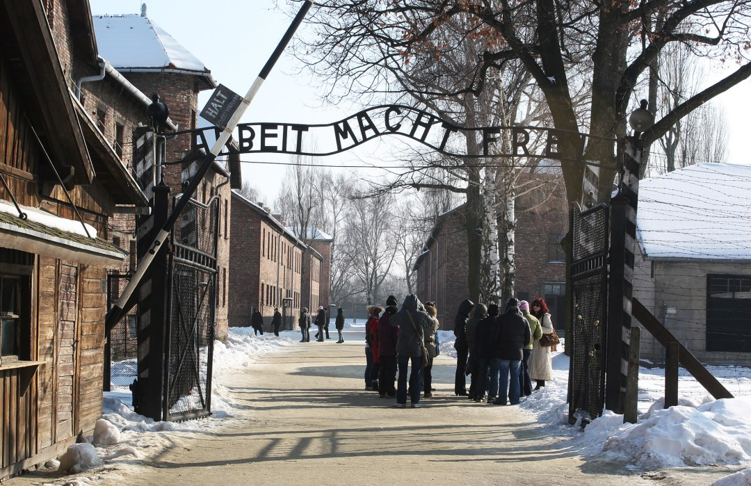Auschwitz: All was quiet, not even the birds sang