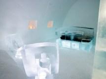 Ice Hotel Sweden Bathroom