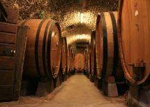 Oak Barrel Wine Cellar