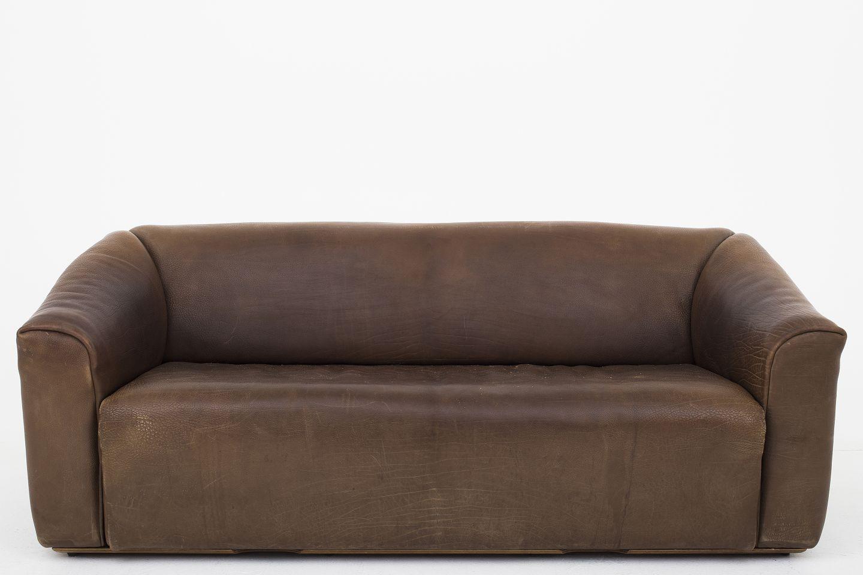 de sede sleeper sofa rattan garden sets uk worldantique model ds 47 2 seater in