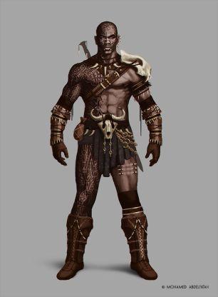 Image result for black dread warrior