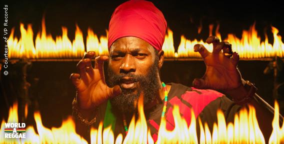 Capleton - Reggae Magazine   World A Reggae   Unifying