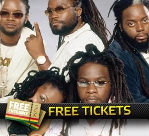 Free Tickets Morgan Heritage Reggae