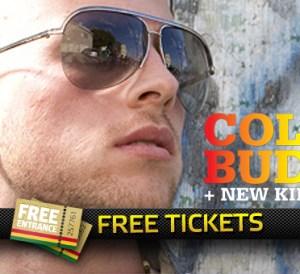 Free Tickets collie buddz Reggae