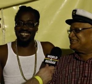 Interview Beenie Man Bunny Lee