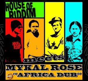 Mykal Rose Africa Dub