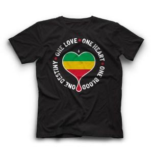 Rasta Love T Shirt