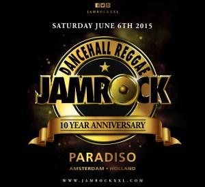 Jamrock 10 year