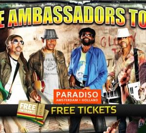 Free Tickets third World