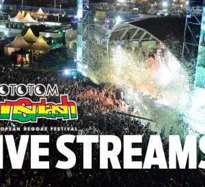 Rototom Sunsplash Live Streams