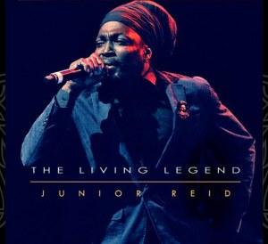 junior reid the living legend