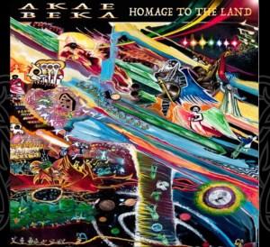Akae Beka - Homage To The Land