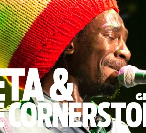 Meta & The Cornerstones Live at Podium Grounds, Rotterdam The Netherlands. October 17th, 2015