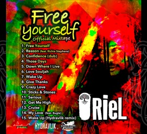 ORIEL FREE YOURSELF