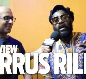 Tarrus Riley Interview