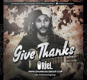 ORieL - Give Thanks