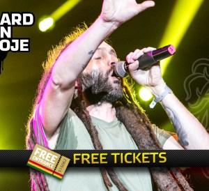 Free Tickets Alborosie