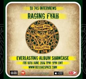 DJ 745 Raging Fyah