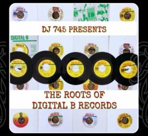 Dj &45 Digital B Special