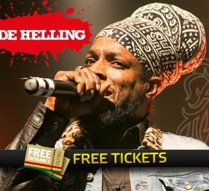 Jah Mason Free Tickets