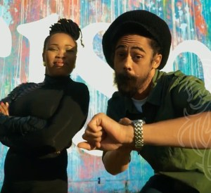"Queen Ifrica ft. Damian ""Jr. Gong"" Marley - Truversation"