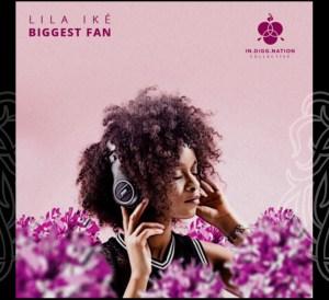 lila ike biggest fan