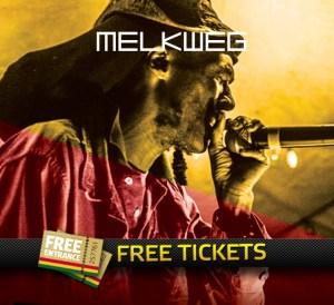 Free Tickets Akae Beka Melkweg
