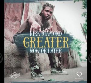 Kirk Diamond Greater EP