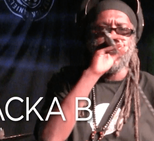 A 15 minute video impression of Macka B live at the 2Funky Music Cafe in Leicester, november 17, 2017.