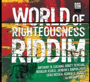 Black Star Foundation Releases World of Righteousness Riddim
