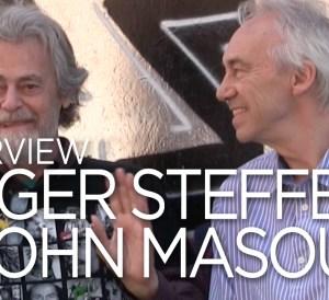 Interview with Roger Steffens & John Masouri
