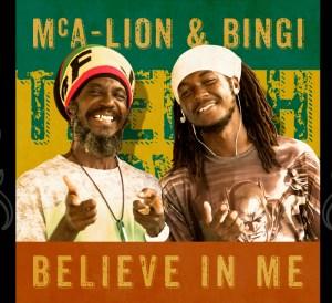 Believe in me Mac-Lion bingi