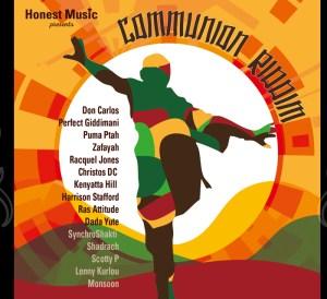 Honest Music releases Communion Riddim