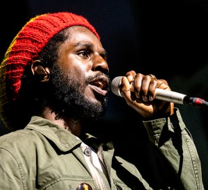 Chronixx Paradiso Amsterdam June 2018