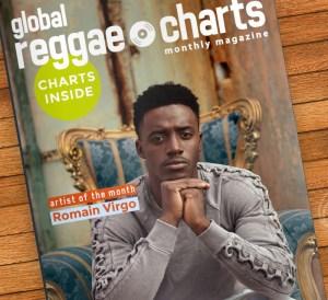 Global reggae Chart July 2018