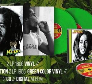 Kaya 40 by Stephen Marley