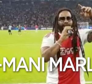 Ky Mani Marley Amsterdam Ajax