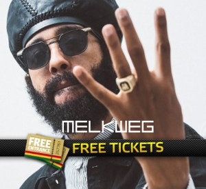 2x 2 Free Tickets to Protoje at Melkweg, November 7, 2018