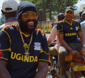 Tarrus Riley Uganda