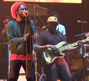 Chronixx London 2018