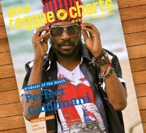 Global reggae Charts November 2018