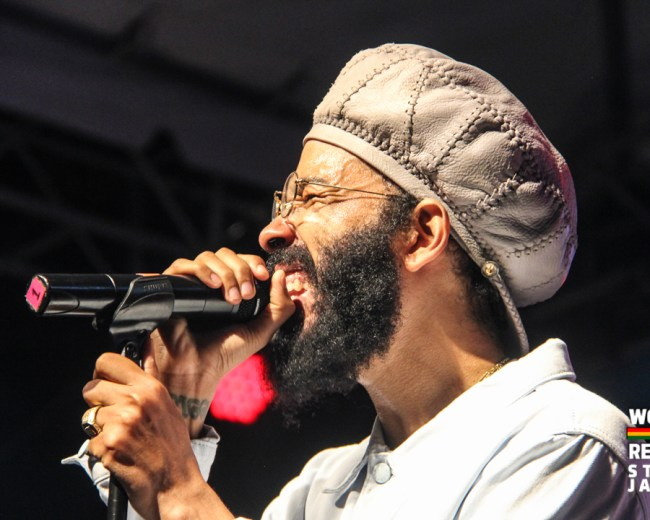 Protoje A Matter of time