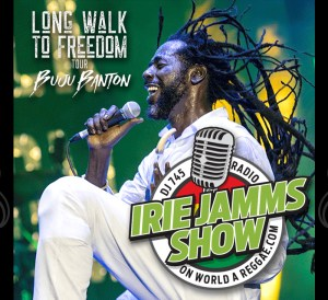 Irie Jamm Show Long Walk To Freedom