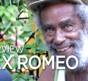 Max Romeo Interview