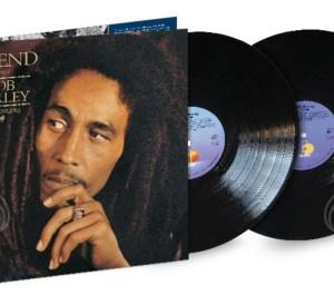 Bob Marley Legend 35
