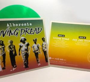Alborosie Living Dread vinyl