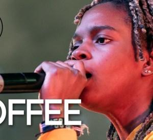 Koffee live in Antwerp