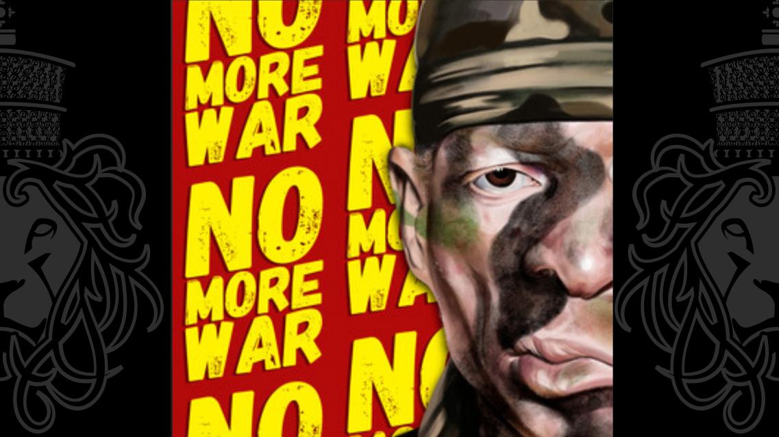 King Yellowman – No More War