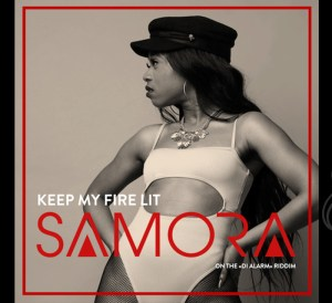 Keep my Fire Lit Samora